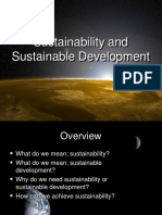 Sustainability and Triple Bottom Line