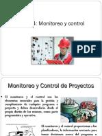 monitoreo y control