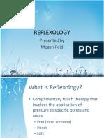 Reflexology Presentation