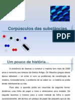 Atomo e Molecuas Substancias e Misturas