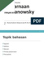 Pewarnaan Romanowsky