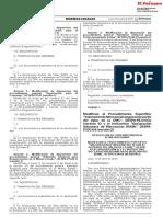 Modifican El Procedimiento Especifico Valoracion de Mercanc Resolucion n 080 2019sunat 1760405 1