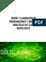 DISEÑO Y ELABORACIÓN. GUÍA DIDÁCTICA