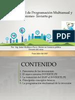 Invierte Pe Proceso Proyectos