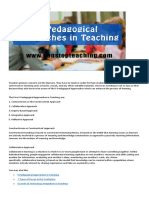 5 Pedagogical Approaches in Teaching.docx