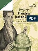ProyectoFrancisco José de Caldas Ciencia en América  (2)