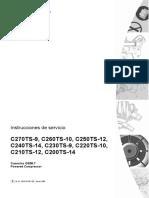 C210 COMPAIR PARTES