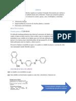 Reactivo Nitrato de Plata y Sudan III