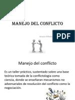 Manejo del Conflicto