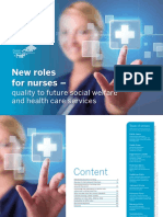 Peran Perawat (Baru) Berdasarkan WHO