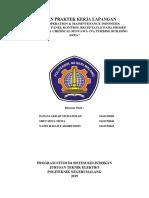 Laporan PKL PT. POMI