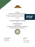 Final Report g.l Bajaj Recuitment and Selection