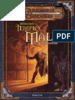 [D&D 3.5e ITA][Avventura] Ritorno Al Tempio Del Male Elementale