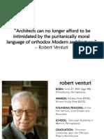 Robert Venturi 1