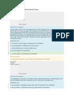 350194968 Revision Parcial Semana 8 Derecho Laboral 1 Intento