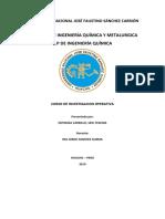 Articulo y Tesis de Investigacion Operativa