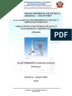 MUNICIPALIDAD DISTRITAL DE QUINUA POA 2019 actual RESOL.docx