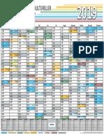 Interkultureller Kalender 2020 A1 PDF