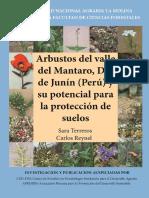 Arbustos del Valle Del Mantaro_Junin