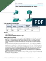 3.2.2.8 Lab - Troubleshoot PPPoE.pdf