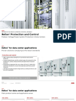Relion Protection and Control for Data Centers 758555 ENB