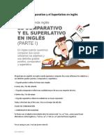 El Comparativo y El Superlativo en Inglés