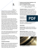 Ending Encoder-Related Downtime in Oil Gas Drilling Applications Part 1 of a Series