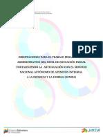 Orientaciones Pedagógicas Senifa - Inicial (26!10!15) (1)