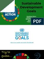 Sustainable development goals Coca Cola