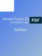 Sensor+Fusion+Engineer+Nanodegree+Syllabus