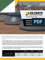 HEPICS Whitepaper Improved MP1000 Liner Performance