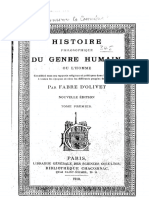 Fabre d'Olivet Antoine - De l'Etat social de l'homme ou vues Philosophique sur l'Histoire du Genre Humain-t1 1910.pdf