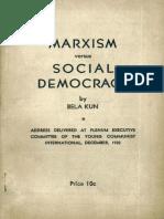 Marxism versus Social Democracy.pdf