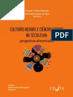 eBook Culturas Negras e Ciencias Sociais No Seculo Xxi Edufu 3