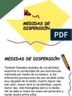 Medidas de Dispersion...