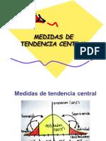Medidas de Centralizacion...