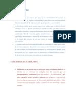 Conclusiones - Filosofía i