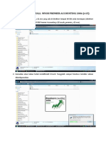 Panduan Instalasi MYOB Accounting Premier v15