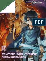 269110631 Sword Art Online 15 Alicization Invadin