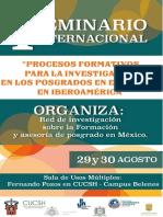 I Seminario Internacional