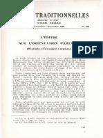 Sadr-ad-Dîn al-Qunâwî - LEpître sur lOrientation Parfaite (E.T N°398).pdf