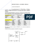 Linea de Transmision 500 Kv Chilca