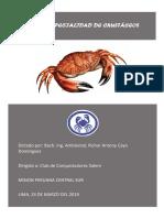 Separata de Crustaceos