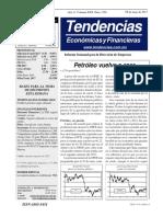 Tendencias Económicas y Financieras 1526