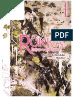 Novela - Rokka No Yuusha - (Vol I) Traducido
