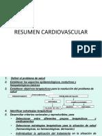 Resumen Cardiovascular