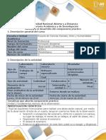 Guía Para El Desarrollo Del Componente Práctico - Realizar Observación