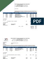 Analisis Precio Tuberia Pvc Para Retiro de Aire (24!05!2019)