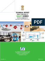 Smart Home Technical Report