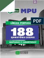 Mapa de Questões - Língua Portuguesa